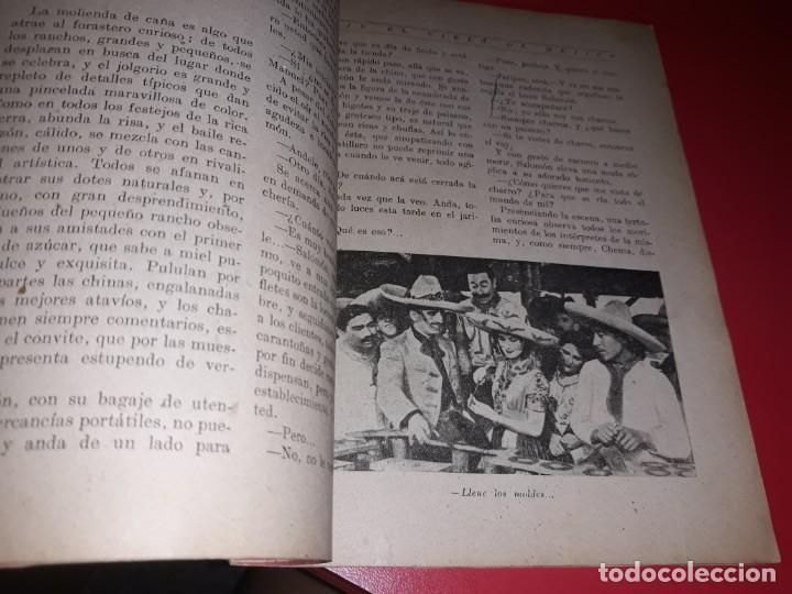 Cine: Bajo el Cielo de Mexico. Argumento Novelado de Pelicula con muchas Fotografias 1937 - Foto 4 - 217823793