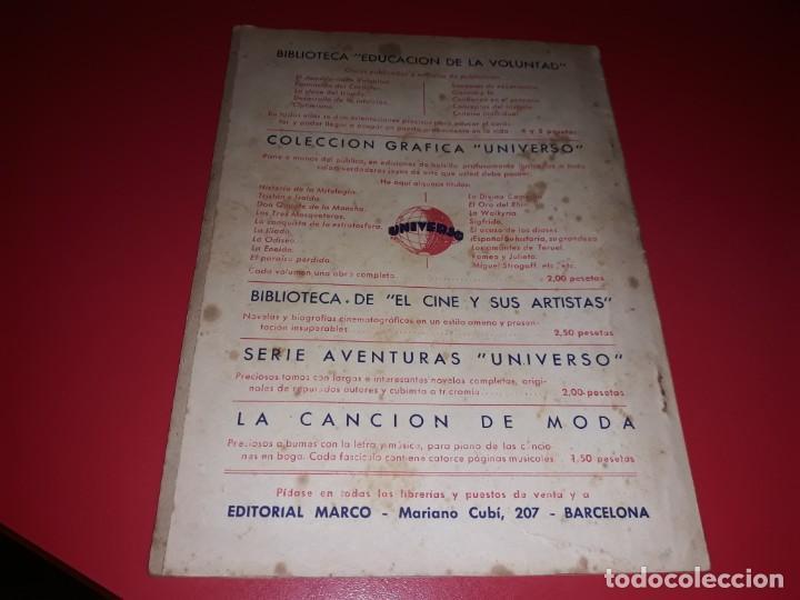 Cine: Bajo el Cielo de Mexico. Argumento Novelado de Pelicula con muchas Fotografias 1937 - Foto 5 - 217823793
