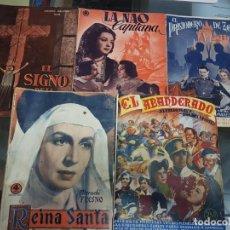 Cine: CINE NOVELAS PELICULAS FILMS EDICIONES BISTAGNE COLECCION RIALTO. Lote 218063722