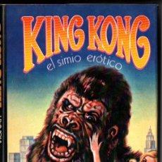 Cine: A. VIGNATI : KING KONG EL SIMIO ERÓTICO (1976). Lote 218521500