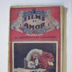 Cine: FILMS DE AMOR-EL JURAMENTO DE LAGARDERE-Nº 8-BIBLIOTECA FILMS-VER FOTOS-(K-507). Lote 218639937