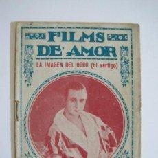Cine: FILMS DE AMOR-LA IMAGEN DEL OTRO (EL VERTIGO)-Nº 11-BIBLIOTECA FILMS-VER FOTOS-(K-510). Lote 218640080