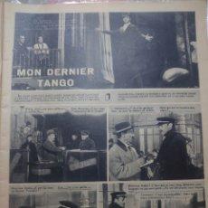 Cinéma: SARITA MONTIEL FOTONOVELA DE LA PELÍCULA MI ÚLTIMO TANGO ECHA EN FRANCIA ECHA EN FRANCIA.... Lote 219444998