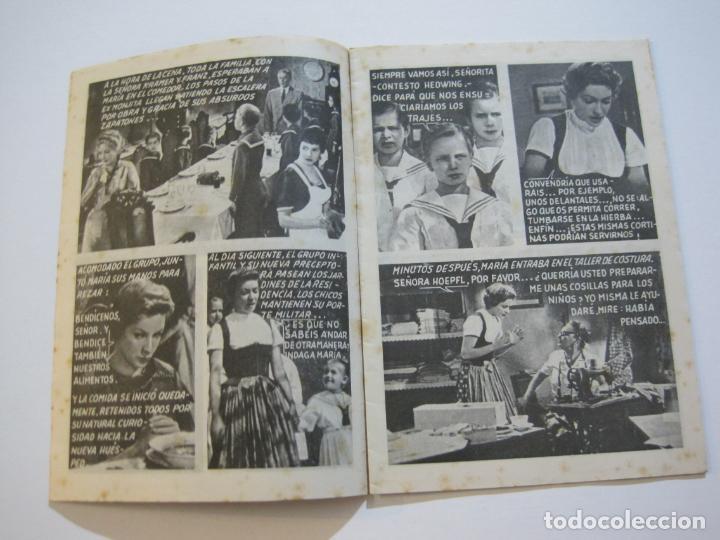 Cine: LA FAMILIA TRAPP-COLECCION COMPLETA 5 NOVELA FOTO FILM-VER FOTOS-(V-22.352) - Foto 9 - 221310771