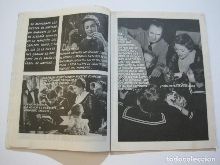 Cine: LA FAMILIA TRAPP-COLECCION COMPLETA 5 NOVELA FOTO FILM-VER FOTOS-(V-22.352) - Foto 13 - 221310771