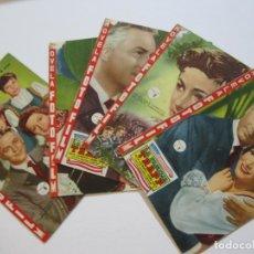 Cine: LA FAMILIA TRAPP-COLECCION COMPLETA 5 NOVELA FOTO FILM-VER FOTOS-(V-22.352). Lote 221310771