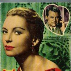 Cine: TU Y YO - CARY GRANT Y DEBORAH KERR - COLECCION DE GRANDES PELICULAS - EDICIONES MANDOLINA 1959. Lote 222255566