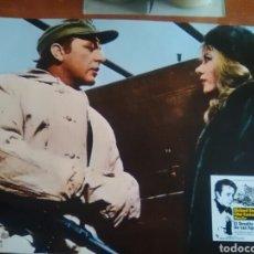 Cine: EL DESAFIO DE LAS AGUILAS FOTOCROMO ORIGINAL-BURTON-EASTWOOD-LOBBY CARDS-. Lote 222344005