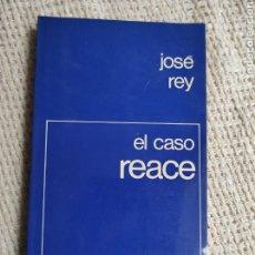 Cine: EL CASO REACE. LAS SALPICADURAS DEL ACEITE, / JOSÉ REY LIBRO DE LA PELÍCULA REACE, DE PEDRO COSTA.. Lote 225606178
