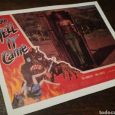 Cine: FOTO FILM FROM HELL IT CAME, 1957. 29'5X23'5CM.. Lote 234548950