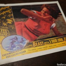 Cine: FOTO FILM THE BEST WITH 1.000.000 EYES, 1955. 29'5X23'5CM.. Lote 234554630