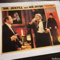 Cine: FOTO FILM DR. JEKYLL AND MR. HYDE, 1931. 27X21'5CM.. Lote 236313640