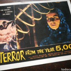 Cine: FOTO FILM TERROR FROM THE YEAR 5000, 1958. 29'5X23'5CM.. Lote 236324740