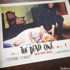 Cine: FOTO FILM THE DEAD ONE (EXOTIC VOODOO RITUALES), 1960. 29'5X23'5CM.. Lote 236326040