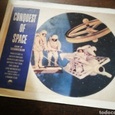Cine: FOTO FILM CONQUEST OF SPACE , 1955. 29'5X23'5CM.. Lote 236328820