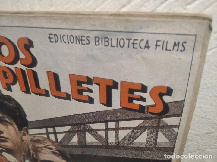 Cine: LOS DOS PILLETES Nº 269 - JACQUES TAVOLI Y SERGE GRAVE - MANUEL NIETO GALÁN - P. DECOURCELLE - Foto 3 - 236364970