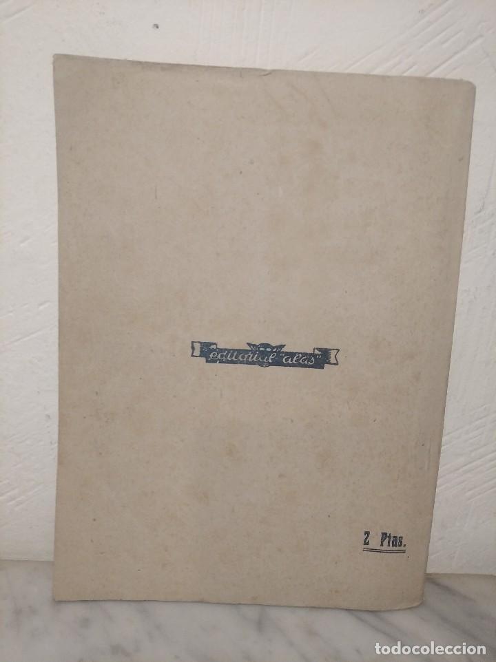 Cine: LOS DOS PILLETES Nº 269 - JACQUES TAVOLI Y SERGE GRAVE - MANUEL NIETO GALÁN - P. DECOURCELLE - Foto 4 - 236364970