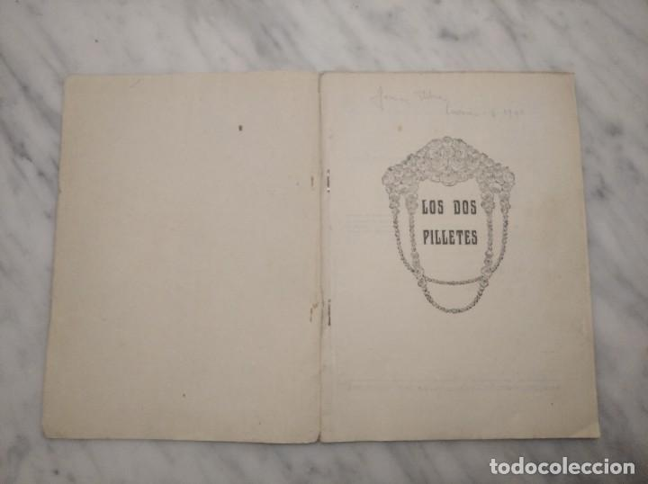 Cine: LOS DOS PILLETES Nº 269 - JACQUES TAVOLI Y SERGE GRAVE - MANUEL NIETO GALÁN - P. DECOURCELLE - Foto 7 - 236364970