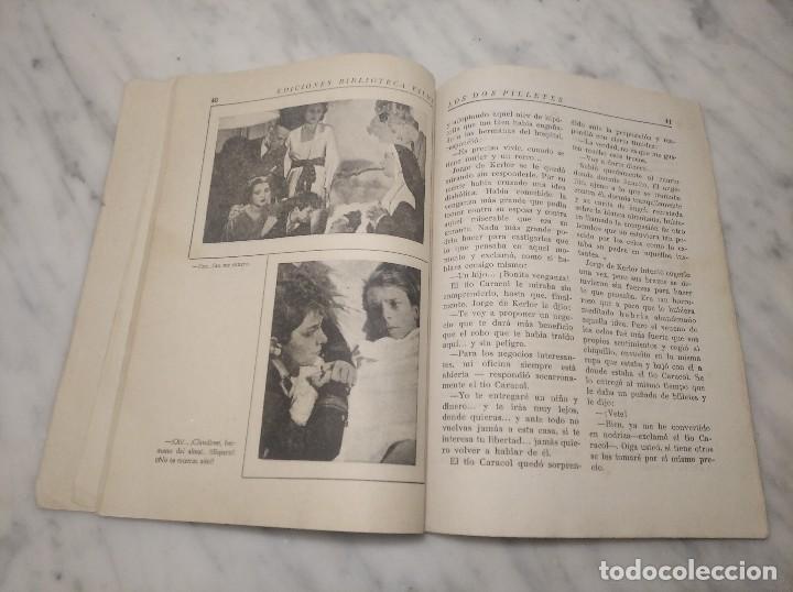 Cine: LOS DOS PILLETES Nº 269 - JACQUES TAVOLI Y SERGE GRAVE - MANUEL NIETO GALÁN - P. DECOURCELLE - Foto 10 - 236364970