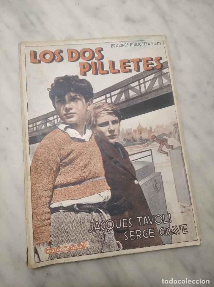 Cine: LOS DOS PILLETES Nº 269 - JACQUES TAVOLI Y SERGE GRAVE - MANUEL NIETO GALÁN - P. DECOURCELLE - Foto 16 - 236364970