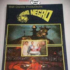 Cinema: EL ABISMO NEGRO, WALT DISNEY, ED. EVEREST AÑO 1980, A1. Lote 238872100