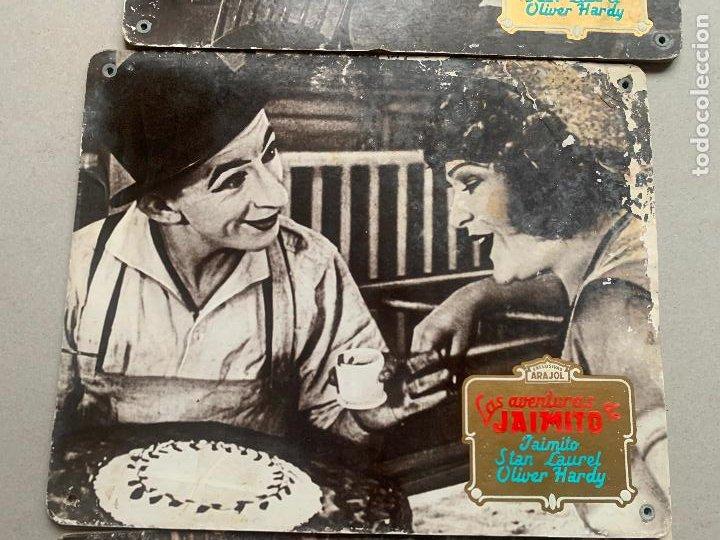Cine: STAN LAUREL Y OLIVER HARDY LAS AVENTURAS DE JAIMITO - Foto 5 - 241280295