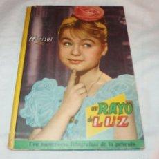 Cine: MARISOL EN UN RAYO DE LUZ,CINEXITO,AÑO 1961. Lote 243601330
