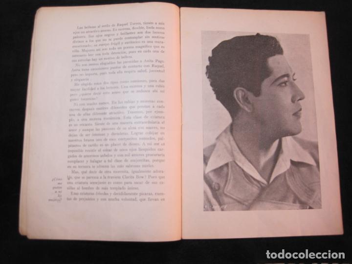 Cine: JOSE MOJICA-COMO ME GUSTAN A MI LAS MUJERES-CON FOTOS-EDICIONES EL CINE-VER FOTOS-(K-1925) - Foto 8 - 243871650