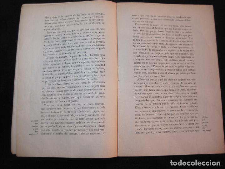 Cine: JOSE MOJICA-COMO ME GUSTAN A MI LAS MUJERES-CON FOTOS-EDICIONES EL CINE-VER FOTOS-(K-1925) - Foto 9 - 243871650