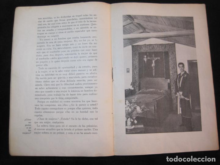 Cine: JOSE MOJICA-COMO ME GUSTAN A MI LAS MUJERES-CON FOTOS-EDICIONES EL CINE-VER FOTOS-(K-1925) - Foto 10 - 243871650