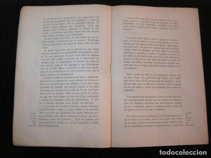 Cine: JOSE MOJICA-COMO ME GUSTAN A MI LAS MUJERES-CON FOTOS-EDICIONES EL CINE-VER FOTOS-(K-1925) - Foto 12 - 243871650