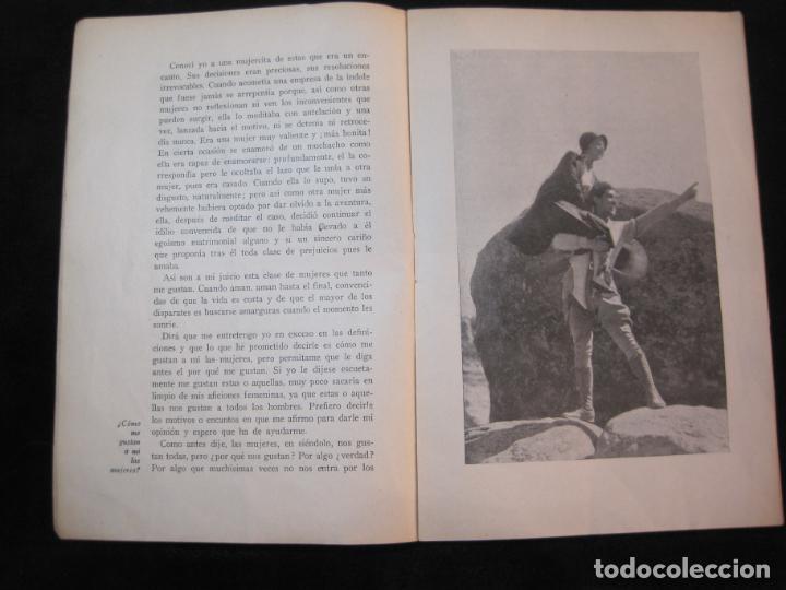 Cine: JOSE MOJICA-COMO ME GUSTAN A MI LAS MUJERES-CON FOTOS-EDICIONES EL CINE-VER FOTOS-(K-1925) - Foto 11 - 243871650