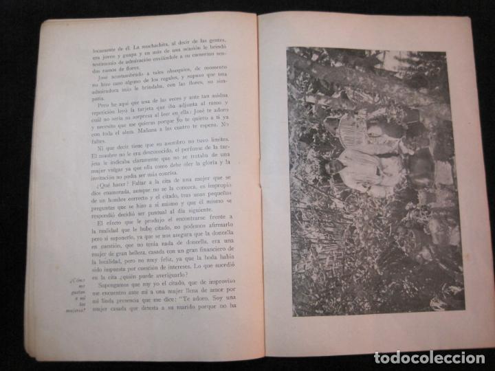 Cine: JOSE MOJICA-COMO ME GUSTAN A MI LAS MUJERES-CON FOTOS-EDICIONES EL CINE-VER FOTOS-(K-1925) - Foto 13 - 243871650