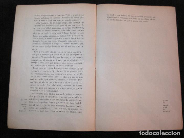 Cine: JOSE MOJICA-COMO ME GUSTAN A MI LAS MUJERES-CON FOTOS-EDICIONES EL CINE-VER FOTOS-(K-1925) - Foto 14 - 243871650