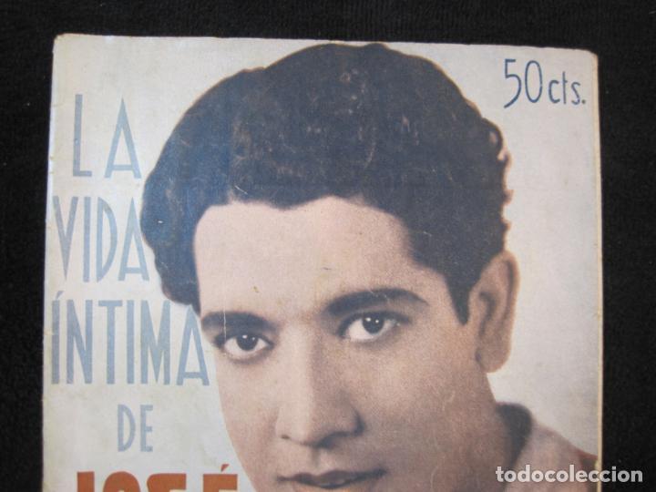 Cine: JOSE MOJICA-LA VIDA INTIMA-AÑO 1931-CON FOTOS-EDICIONES EL CINE-VER FOTOS-(K-1926) - Foto 2 - 243872025