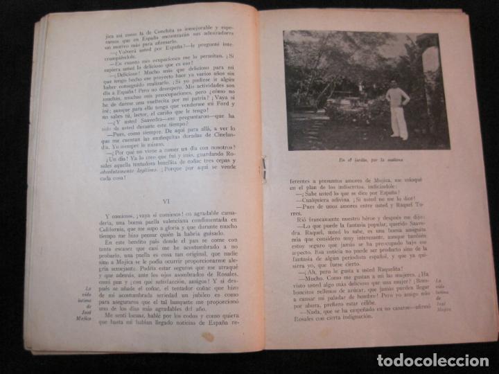 Cine: JOSE MOJICA-LA VIDA INTIMA-AÑO 1931-CON FOTOS-EDICIONES EL CINE-VER FOTOS-(K-1926) - Foto 13 - 243872025
