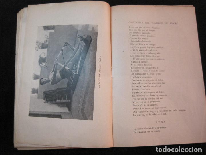 Cine: JOSE MOJICA-LA VIDA INTIMA-AÑO 1931-CON FOTOS-EDICIONES EL CINE-VER FOTOS-(K-1926) - Foto 15 - 243872025