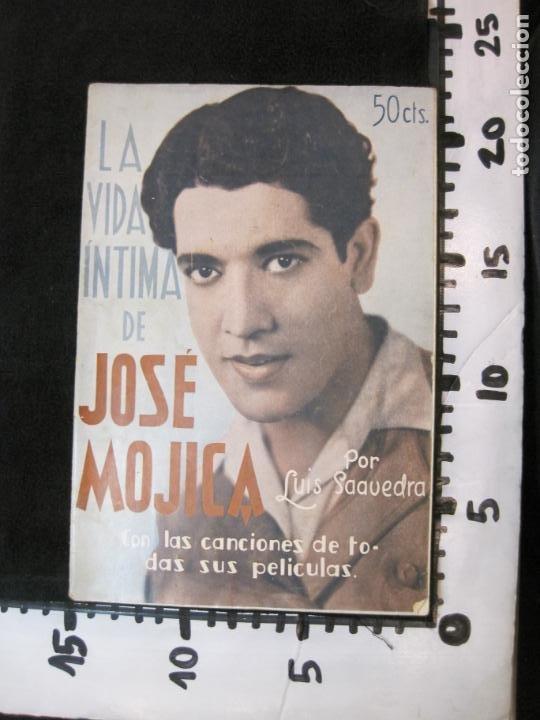 Cine: JOSE MOJICA-LA VIDA INTIMA-AÑO 1931-CON FOTOS-EDICIONES EL CINE-VER FOTOS-(K-1926) - Foto 23 - 243872025