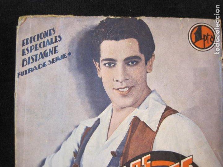Cine: JOSE MOJICA-LOS AMORES DE JOSE MOJICA-CON FOTOS-EDICIONES BISTAGNE-VER FOTOS-(K-1927) - Foto 2 - 243872510