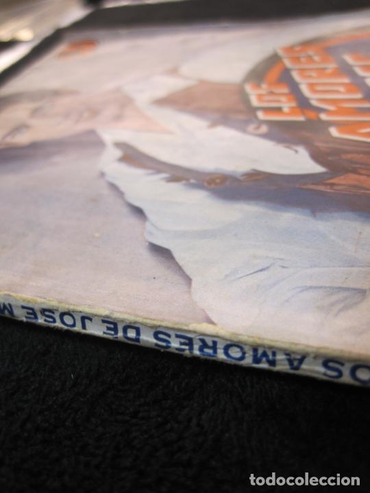 Cine: JOSE MOJICA-LOS AMORES DE JOSE MOJICA-CON FOTOS-EDICIONES BISTAGNE-VER FOTOS-(K-1927) - Foto 4 - 243872510