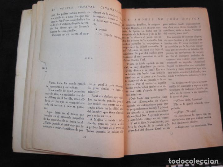 Cine: JOSE MOJICA-LOS AMORES DE JOSE MOJICA-CON FOTOS-EDICIONES BISTAGNE-VER FOTOS-(K-1927) - Foto 15 - 243872510