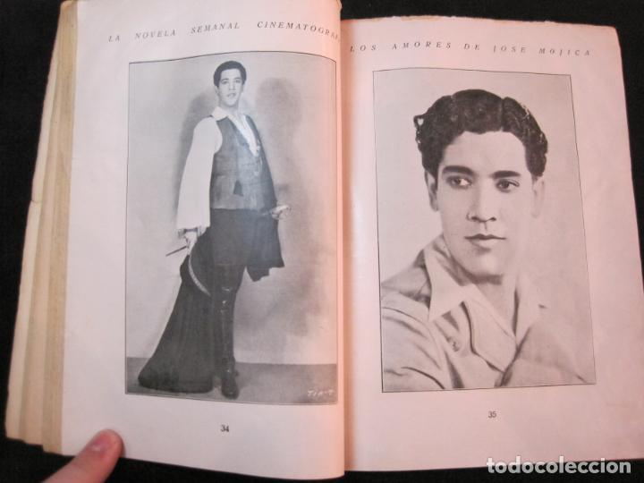 Cine: JOSE MOJICA-LOS AMORES DE JOSE MOJICA-CON FOTOS-EDICIONES BISTAGNE-VER FOTOS-(K-1927) - Foto 19 - 243872510
