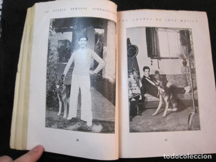 Cine: JOSE MOJICA-LOS AMORES DE JOSE MOJICA-CON FOTOS-EDICIONES BISTAGNE-VER FOTOS-(K-1927) - Foto 20 - 243872510