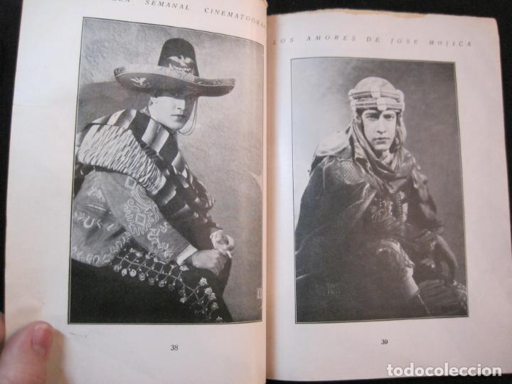 Cine: JOSE MOJICA-LOS AMORES DE JOSE MOJICA-CON FOTOS-EDICIONES BISTAGNE-VER FOTOS-(K-1927) - Foto 21 - 243872510
