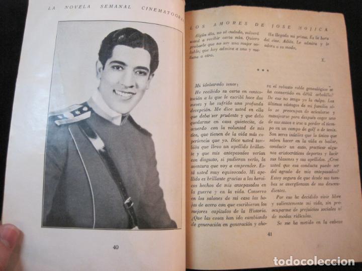 Cine: JOSE MOJICA-LOS AMORES DE JOSE MOJICA-CON FOTOS-EDICIONES BISTAGNE-VER FOTOS-(K-1927) - Foto 22 - 243872510