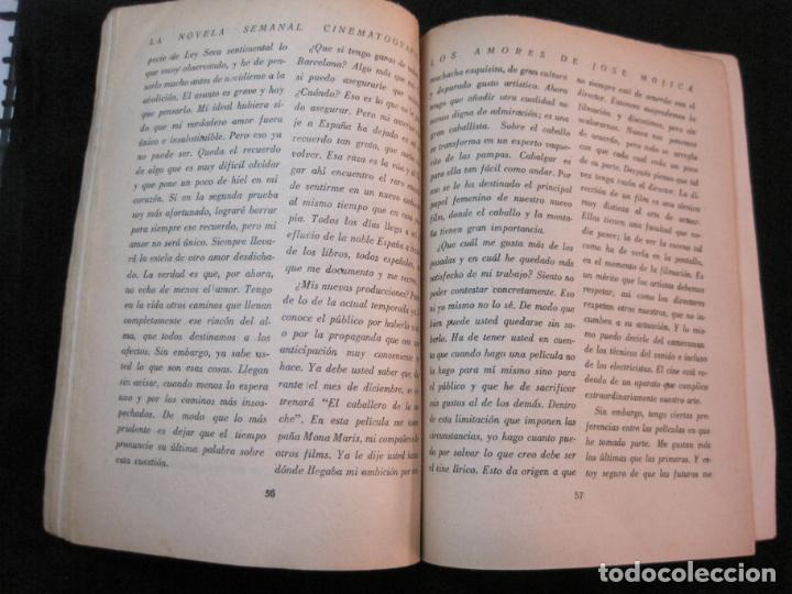 Cine: JOSE MOJICA-LOS AMORES DE JOSE MOJICA-CON FOTOS-EDICIONES BISTAGNE-VER FOTOS-(K-1927) - Foto 23 - 243872510