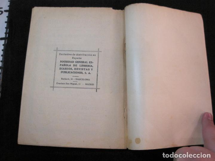 Cine: JOSE MOJICA-LOS AMORES DE JOSE MOJICA-CON FOTOS-EDICIONES BISTAGNE-VER FOTOS-(K-1927) - Foto 26 - 243872510