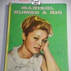 Cine: MARISOL, RUMBO A RIO, ED. FHER FELICIDAD AÑO 1963. Lote 244781465