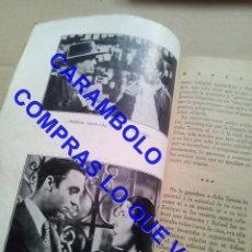 Cinéma: MORENA CLARA IMPERIO ARGENTINO MIGUEL LIGERO EDICIONES BISTAGNE U35. Lote 251195715
