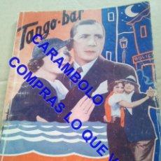 Cinéma: TANGO BAR CARLOS GARDEL EDICIONES BISTAGNE U35. Lote 251196950